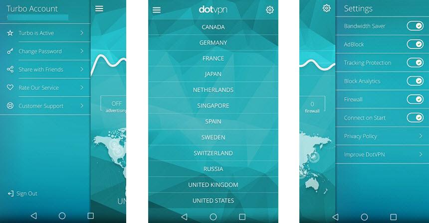 DotVPN-AndroidMobileApp-VPN
