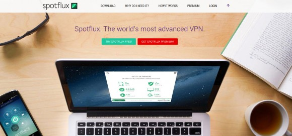 Spotflux VPN Review