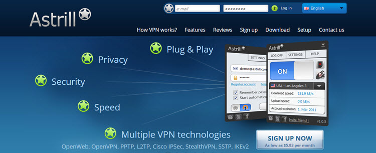 Kill switch synology vpn