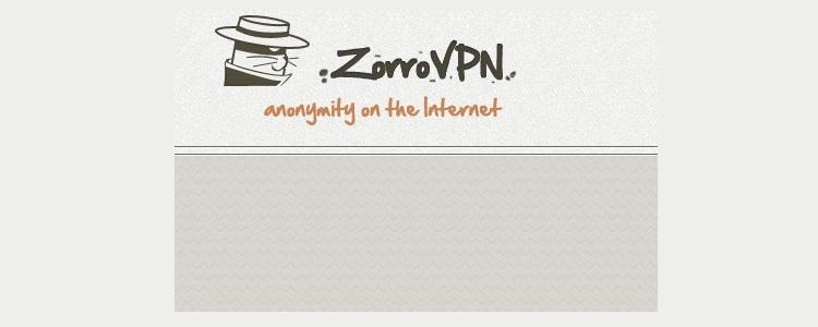 ZorroVPN Coupon